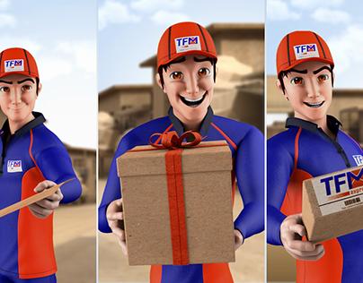 TFM Logistics Dubai