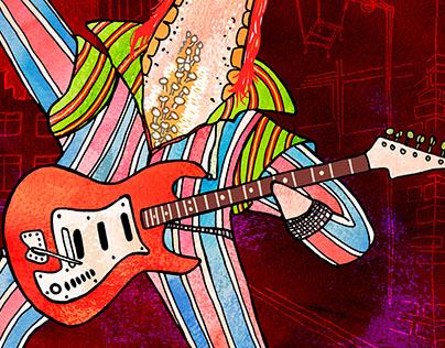 Ziggy Starfish