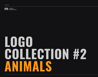 Logo Collection #2 Animals