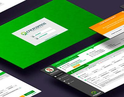 Rediseño plataforma generación de créditos Shivam