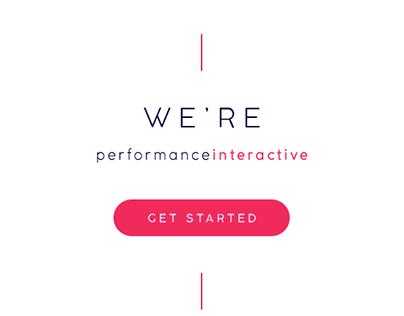UI/UX/IX | Performance Interactive