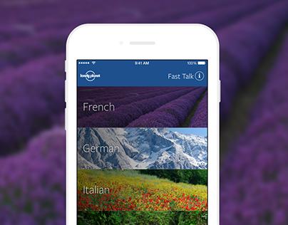 Fast Talk App