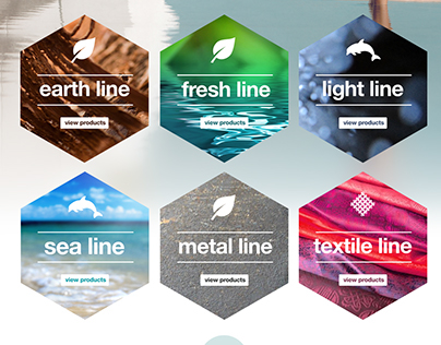 Ecosense - Web Concept