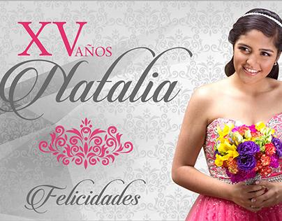 XV años Natalia