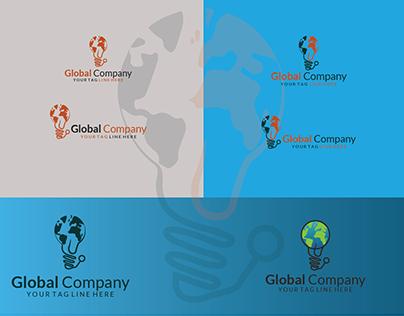Global company logo templates