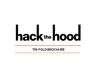 Hack the Hood - Print