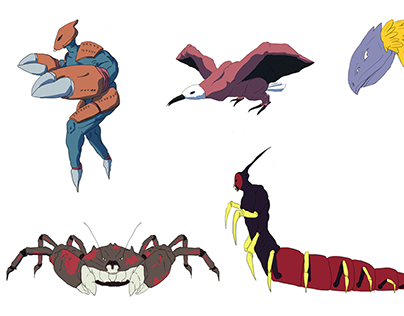 Creature Design