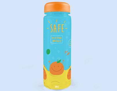 Embalagem Suco Safe
