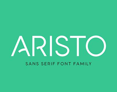 SK Aristo Typeface