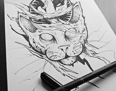 Sketchbook Mess.