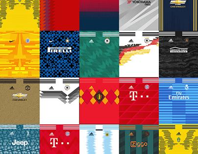 Football/Soccer Kit Patterns