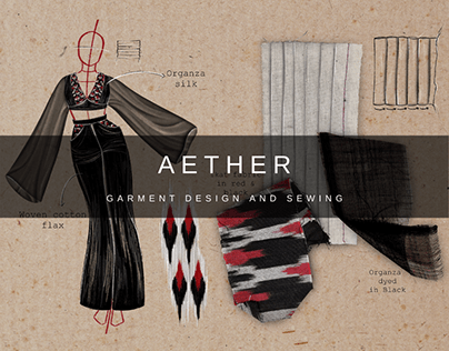 AETHER: Garment Design and Sewing