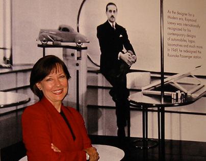 1st Loewy Female Industrial Designer 1974