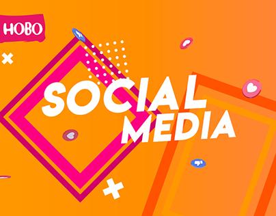 Hobo Social Media