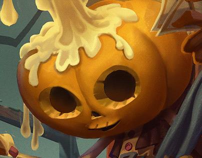 Pumpkin Courier