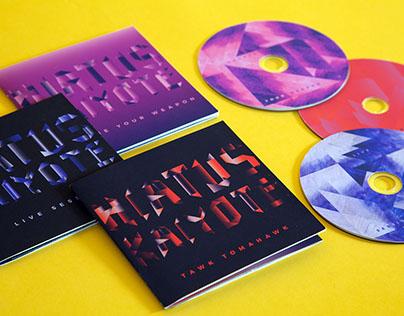 Hiatus Kaiyote : CD Packaging