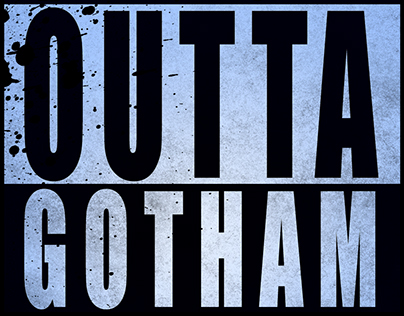 Music Video: Straight Outta Gotham [2015]