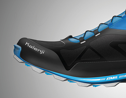 DESIGN STUDY_ TRAIL RUNNING SHOES_ SEPT-2016