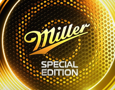 Miller Special Edition Packaging Design