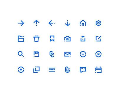 Blocky Free Icons
