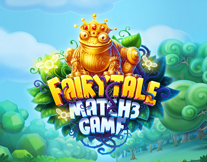 Fairy Tale Match3 Game
