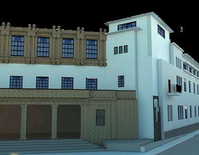 ARCHITECTURE + RELIGIOUS BUILDING