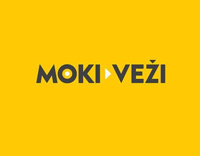 Moki Veži rebrand