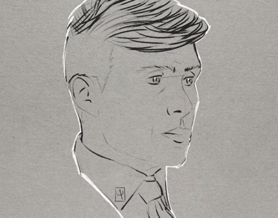 Peaky Blinders Illustrations