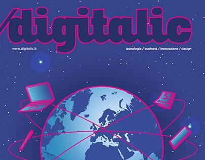 Cover Digitalic Magazine /06/2021 _n.105