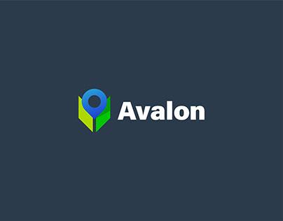 Avalon Travel Agency Branding