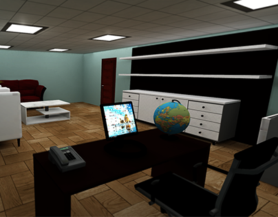 Game Project - Office Environment