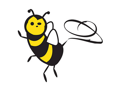 Math Hive Logo and Character Design