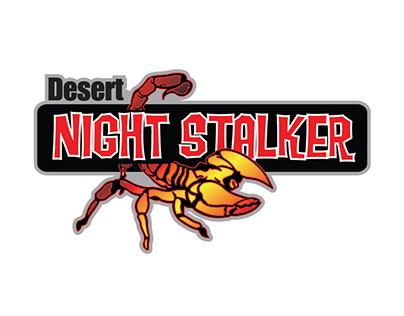 Desert Night Stalker Logo