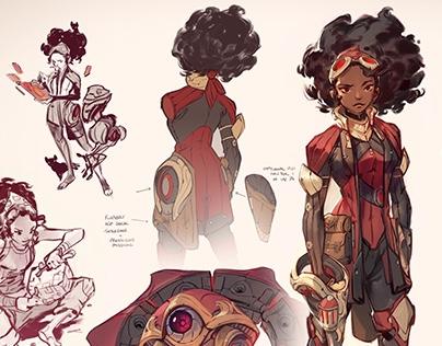 Shardbound: Pre-Alpha Concepts