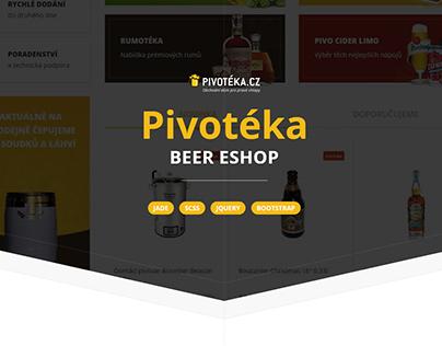 Pivotéka - beer eshop