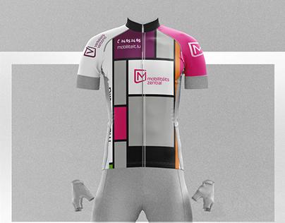 Mobilitéit.lu - Cycling Tricot 2018