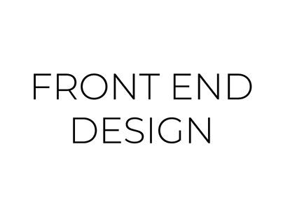 Front-End Design