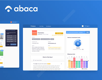 Abaca・Connecting Entrepreneurs and Investors