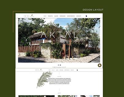 Web Page - Marketina