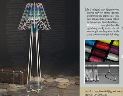 BoBbin Lamp