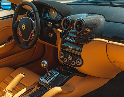 Ferrari 599 GTB 6-Speed Manual
