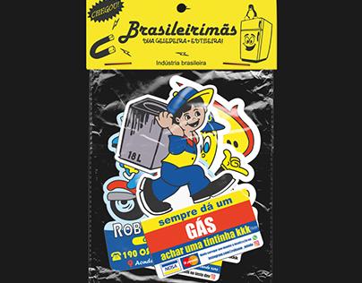 Brasilerímãs - brazilian magnets gifts