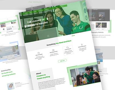Website farm