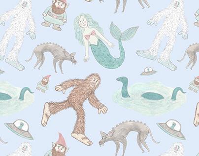 Imaginary Friends Pattern
