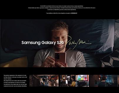 Samsung GalaxyS20 / Work&Play
