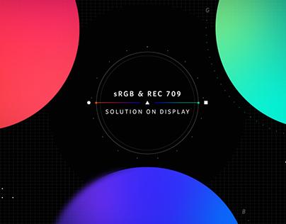 Acer   sRGB & Rec. 709 For Digital Displays Explained