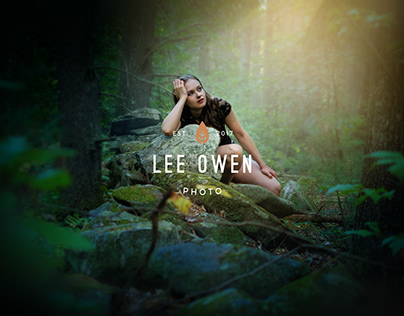 Lee Owen Photo / Studio & Etsy Shop Branding
