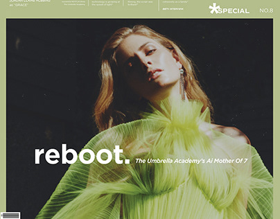 Reboot for Beautiful Blood Magazine
