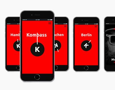 Kombass Music App