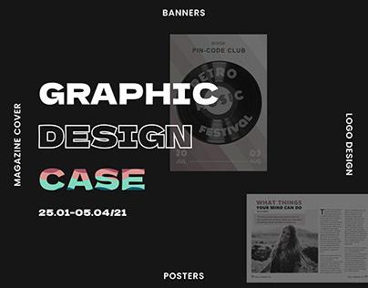 Graphic Design Case
